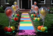 Party Planning / by Debbie Lee-Ruck