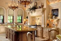 Home Style - Kitchens / by Linda England