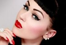 Pinup Beauty / by Ingrid GLOVER