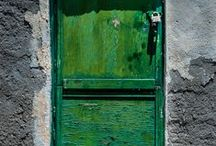 Doors To Otherworld / Explore!  (I do not own the rights to these re-pinned images.) / by indigobjects
