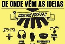 Social + Media + Storyteller / Learning about web life. / by João Marcos Ernesto