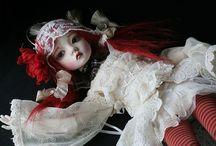 Porcelain Dolls / by Marla Dickson