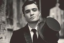 Ed Westwick  / Ed Westwick who plays Chuck Bass / by Disnarc Henry