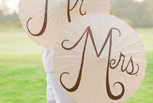 wedding ideas / by Beverly Sines-Gonzales