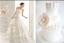 2 # Cakes - Wedding / by Marina Pirkulashvili