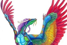 Mythical Creatures / by Gisela Diaz