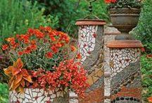Gardening Decor / by paula bessette