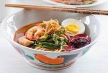 Singapore Food / by Moobalalala Kitchen