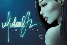 Art of : Michael Turner / The art of the late great Michael Turner. R.I.P. / by Ryan Little
