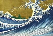 Japanese woodblock prints / by Lori Zimmerman