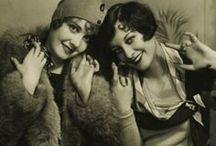 A Stitch in Time: 20's / Historical antique clothing from the 1920's / by Jade Heffner