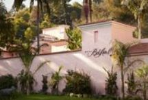Bel Air / Bel Air  is a small, affluent residential community in the hills of the Westside of the city of Los Angeles, California. Together with Beverly Hills and Holmby Hills it forms the Platinum Triangle.  / by The MLS.com  (The MLS Claw)