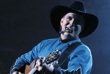 Garth Brooks / Best selling country singer of all time / by Sherri Armstrong
