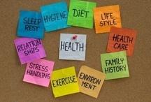 Health Psychology / by Carolina DeLucio