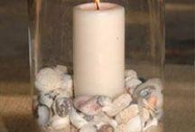Seashell craft ideas / by Rita Rotondo