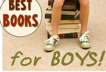 For the BOYS / by Becky