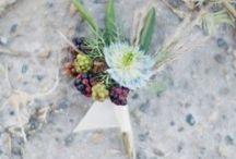 buttonholes / by Petal Pixie -Kim