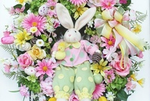 ~Easter Decor & Treats~ / by Deanna McDowell
