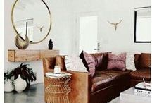 Home // Living Room / by Jessica DeMaio