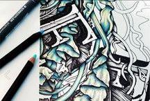 Sketches / by Elena Meneghini