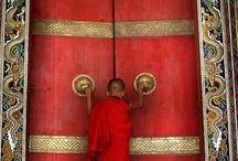 Doors / Refreshingly beautiful doors from around the world ....  via mahala knight / by Mahala Knight