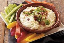 Dip-A-Dee-Doo-Dah    (Dips & Spreads) / Once again, proving my love of finger food. :) / by Best Recipes Magazine