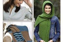 Knitting Patterns / by susan haggart