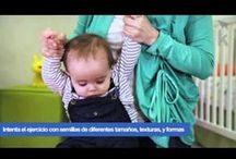 Estimulación Temprana / Videos de estimulación temprana y aprendizaje para tu bebé.  / by Kinedu | Baby Development App