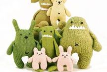 Kids/Baby Knitting Patterns / by susan haggart