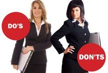 Women: Appropriate Business Attire / by Marymount Career Services