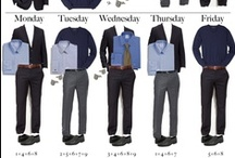 Men: Appropriate Business Attire  / by Marymount Career Services