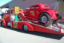Tow Trucks & Haulers / by You