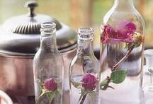Natural Oils and Herbs for Personal Beautty / by Elsa Garnica