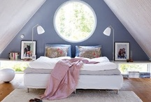 Bedrooms / by Morgane