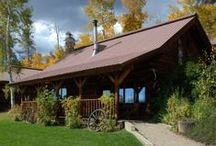 Home Sweet Home / Our accomodations are cozy and luxurious - the perfect home away from home  / by Vista Verde Ranch