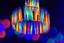 Blacklight/Neon Party / by Lindley Case