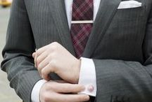 Men's Business Professional Attire / by Gonzaga University Career Center & GAMP