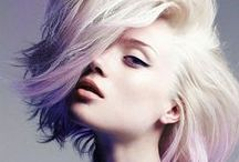 T R E S S E S / Hair colours, cuts and styles that I want to try! / by Alison Wonderland