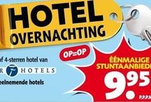 Hotelovernachting / Foto`s en belevenissen van gasten die in één van de Fletcher Hotels zijn verbleven op basis van een Kruidvat hotelvoucher  / by Fletcher Hotels