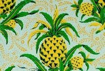 Pineapple Town / Going to town with our namesake fruit / by Ananas Bar & Brasserie