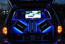 Hifonics Builds / Some of the most powerful Car Audio products in the world. Powered by Maxxsonics.  / by Hifonics