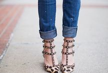 The Style / Fashion, Style, Clothing, Shoes, Mode, Chic, Hair, Nails, Inspiration / by Lainie Copicotto