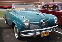 Automotive 1950 to 1959 / by Gerry Rochman