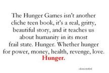 The Hunger Games Trilogy / This book series is amazing and I never been so intrigued by a story like this, I loved the characters and i suffered every death. This is and always will be one of my favorite book series. / by Marién
