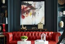 Interior design  / by Tineke Triggs
