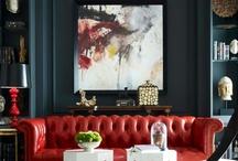 Interior design  / by Tineke Triggs