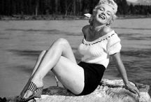 Marilyn Monroe / by Andrea Rodgers