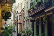 New Orleans / Scouting locations for the new Bella Umbrella store - Coming 2014 / by Bella Umbrella