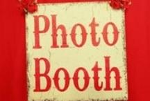 Photo Booths & Backdrops / by Bella Umbrella