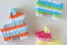 Fiesta / by crafting ten5seven (Anthea Christie)